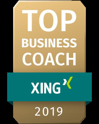 Top Business Coach Xing 2019